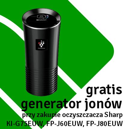 Promocja - generator jonów gratis