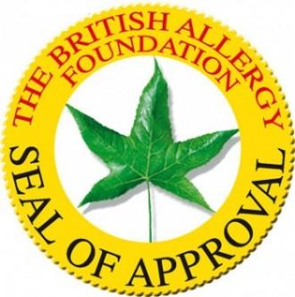 Certyfikat The British Allergy