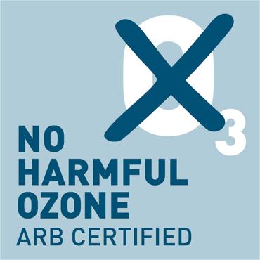 Znak graficzny informujący o zerowej emisji ozonu